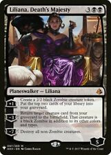 Liliana, Death's Majesty x1 Magic the Gathering 1x Mystery Booster mtg card