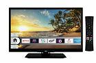 Bush ELED22FHDS 22 Inch Full HD 1080p Freeview Play Smart WiFi LED TV - Black.