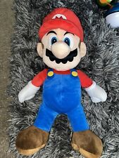 giant mario plush toy 24 inch