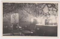 IRAQ - OASIS CAFE - HABBANIYA - CHRISTMAS 1942 - POSTCARD - RP