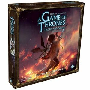 A Game of Thrones Board Game Expansion Mother of Dragons