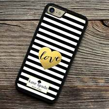 Kate Spade Love For iPhone 4s 5 5s SE 6 6s 7 8 Plus X iPod Case Cover US Made
