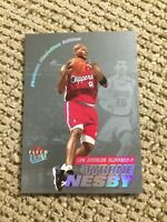 2000-01 Fleer Ultra Tyrone Nesby Platinum Medallion 38/50 MINT