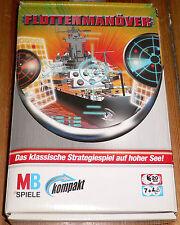 neu! - FLOTTENMANÖVER kompakt von MB - kleine Ausgabe für unterwegs & Reise TOP