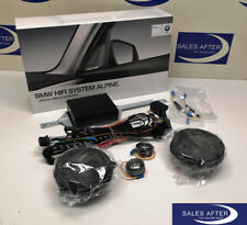 Original BMW F20 F21 F22 F23 F30 F31 F32 F33 F36 HiFi-System ALPINE Sound Kit