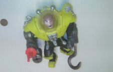 Street Sharks Dr. Piranoid Action Figure Mattel Rare 1994 LOOSE