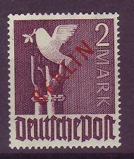 Postfrische Briefmarken aus Berlin (1949-1990) mit Altsignatur