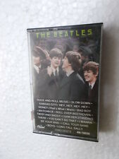 THE BEATLES ROCK N ROLL MUSIC SLOW DOWN KANASA CITY HEY HEY CASSETTE INDIA