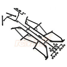 Axial Unlimited Roll Cage Sides Set Black SCX10 Jeep Wrangler EP RC Car #AX80124