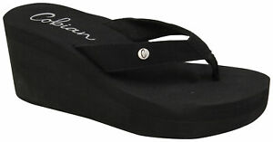 Cobian Lanai Sandal - Black - New