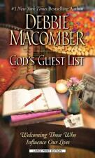 God's Guest List: Welcoming Those Who Influence Our Lives (Thorndike-ExLibrary