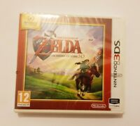ZELDA Ocarina of Time 3D Nintendo 3DS pal España NUEVO y SELLADO de fabrica