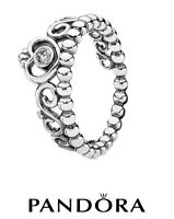 New Genuine Pandora Princess Tiara Ring 190880CZ S925 ALE + Gift Pouch