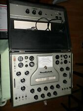 Heathkit Model TT-1A Tube Tester  very clean --NEED CALIBRATION
