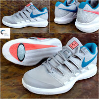 NIKE AIR ZOOM VAPOR X Clay  Womens Tennis Trainers Uk 7.5 Eur 42 AA8025-064