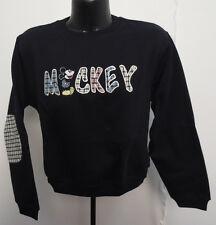 Mickey Mouse Ladies Medium Crewneck Sweatshirt Pullover Disney Vintage Retro Vtg