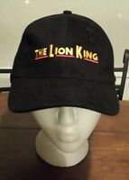 The Lion King VIP Cap Hat Disney Broadway Musical New NWOT