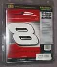 "DALE EARNHARDT JR #8 NASCAR Budweiser Collector Edition 28x40"" Large Banner Flag"