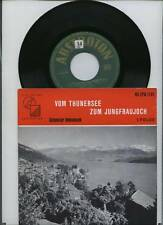 Ländlerkapelle Jungfraujoch  von Thunersee zum Jungfrau