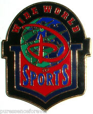 WDW Disney's Wide World of Sports: Logo 2002 Pin