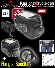 Tank bag Ktm 1190 Adventure R 2013-16 Givi XS308 Tanklock Bf11 tankbag