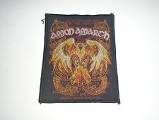 AMON AMARTH PHOENIX WOVEN PATCH