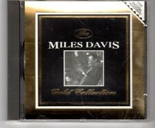 (HJ784) The Miles Davis Gold Collection - 1992 CD