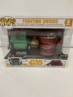 Funko Pop! Solo: A Star Wars Story Fighting Droids 2 Pack (Gamestop Exclusive)