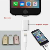 Micro USB to Magnetic Adapter Charger Data Converter For iPhone HTC LG