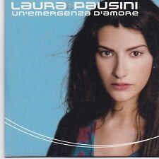 Laura Pausini-Un Emergenza Damore promo cd single