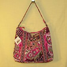 Vera Bradley - Lisa B - Very Berry Paisley - Shoulder Purse
