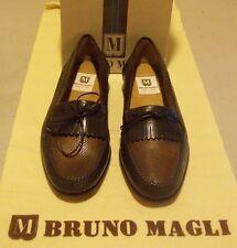 New IGUANA Bruno Magli Jim 7.5 M dr/lt brown (3669)