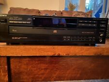 Sony Cdp-Ce335 5 Disc Cd Player Compact Disc Carousel Changer