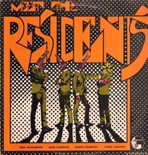 The Residents(Vinyl LP)Meet The-Ralph-RR 0677-US-1979-VG/Ex+