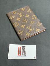 Louis Vuitton t100025 Couverture Passport Monogram Passport Case M60178 PRISTINE