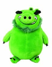 Angry Birds Movie Leonard Plush 7 Inch Green Pig New Stuffed Animal Soft Toy