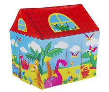 Diseño Estampado Animal Kids Play House Den Jardín Diversión Jardín Verano Colores Fungame