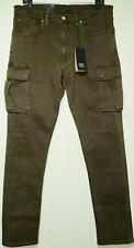 Frye Cargo Pants Jeans Mens 34×34 NWT $198.00