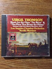 """Virgil Thomson Music For The Films """"The River"""" & """"The Plow That Broke The Plains"""