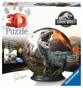 Ravensburger 117574 Jurassic World 2 3D Puzzle 72 Teile 10-99 Jahre