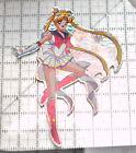 Super Sailor Moon large prism sticker prismatic decal