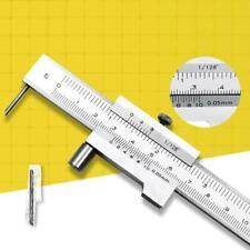 0-200MM Marking Vernier Caliper Carbide Scriber Parallel Marking Gauging Ruler