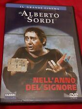 Nell'anno Del Signore Dvd Fuori Catalogo con libretto (alberto Sordi)