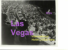 ELVIS PRESLEY LAS VEGAS INTERNATIONAL HOTEL 1970 VINTAGE ORIGINAL CANDID PHOTO