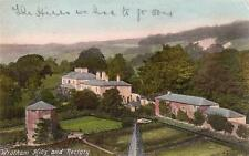Wrotham Hills Rectory Nr West Malling old pc used 1906 Frith