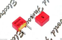 10pcs - WIMA FKP2 560P (560pF 0.56nF) 100V 5% pitch:5mm Capacitor