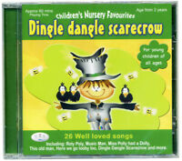 Dingle Dangle Scarecrow CD.  kids nursery songs for children *NEW & WRAPPED*