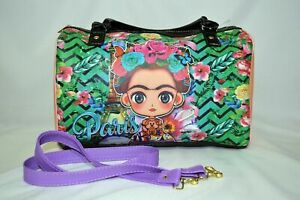 Frida Kahlo Bag Purse New 100% Mexican Art