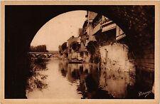 CPA Argenton-sur-Creuse - Vieilles Maisons et la Creuse (167697)
