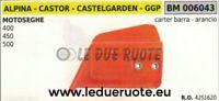 4251620 CARTER CATENA MOTOSEGA CASTOR CASTELGARDEN STIGA ALPINA 400 450 500